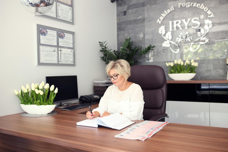 Irys biuro